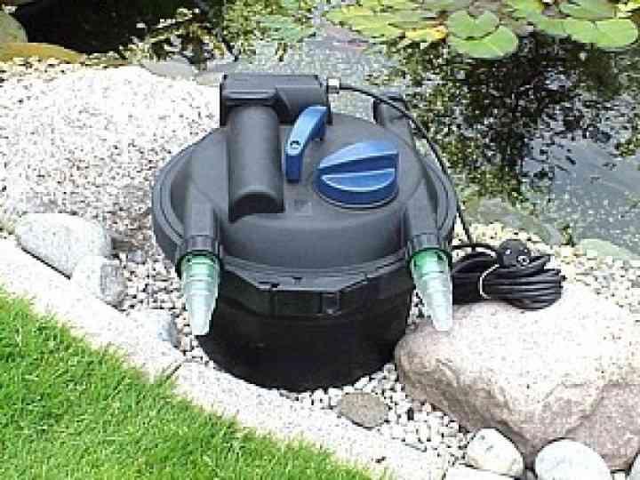 Les accessoires techniques filtre pour bassin cologique for Accessoires de bassin